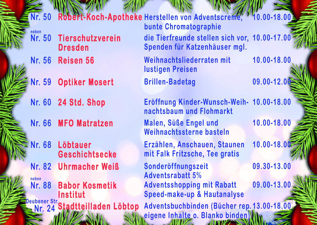 Löbtauer Advent 2017 back